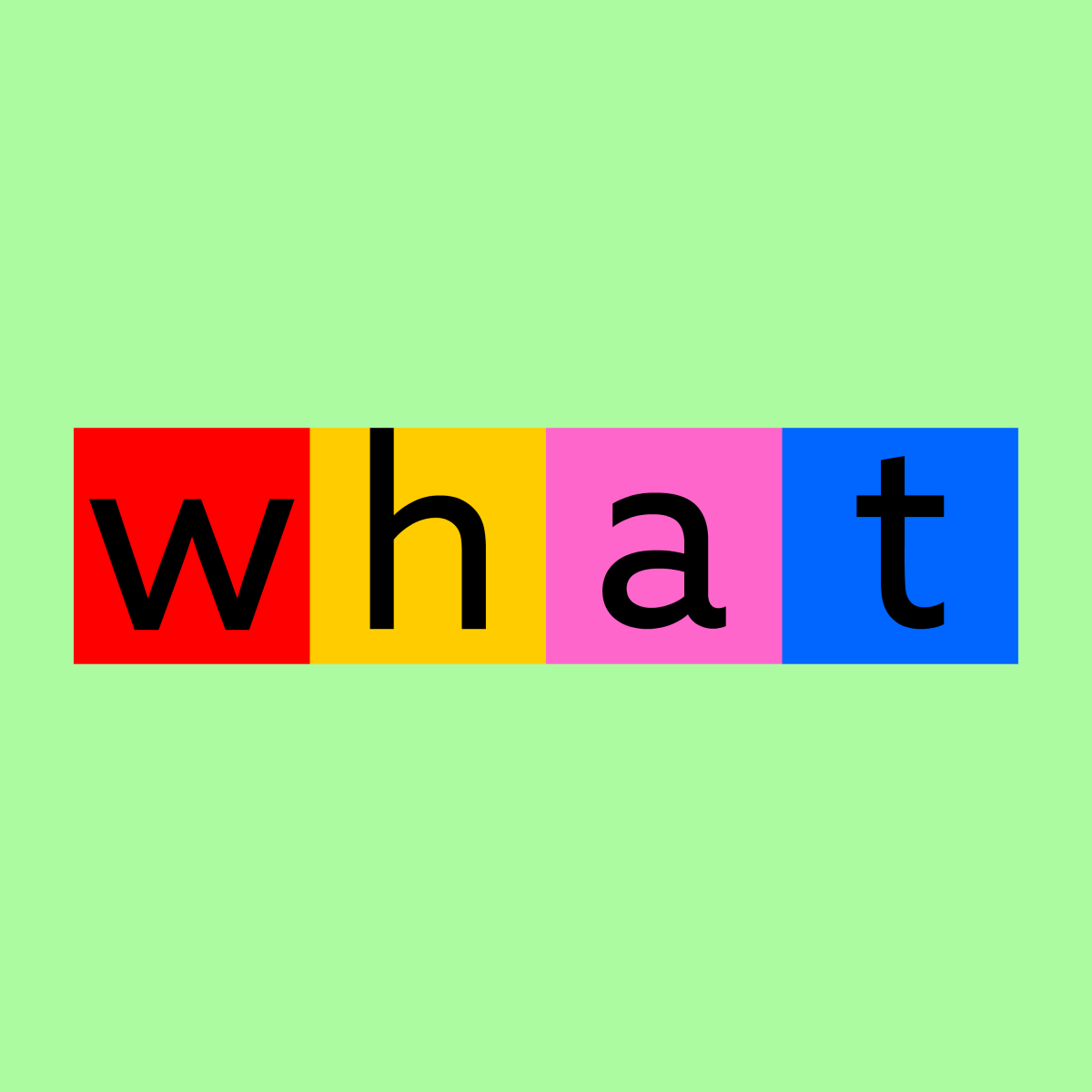 WHAT-FM Episode 1