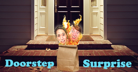 Doorstep Surprise cover art